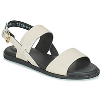 Shoes Women Sandals Clarks KARSEA STRAP White