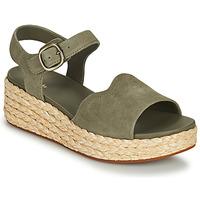 Shoes Women Sandals Clarks KIMMEI WAY Kaki