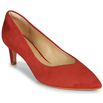 Shoes Women Court shoes Clarks LAINA55 COURT2 Red