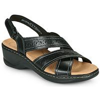 Shoes Women Sandals Clarks LEXI PEARL Black