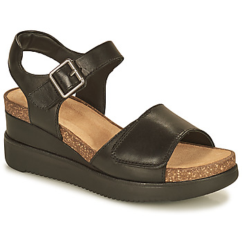 Shoes Women Sandals Clarks LIZBY STRAP Black