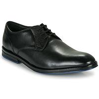 Shoes Men Derby shoes Clarks CITISTRIDELACE Black