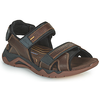 Shoes Men Sports sandals Clarks WAVE2.0 JAUNT Brown