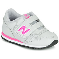 Shoes Girl Low top trainers New Balance 373 Grey