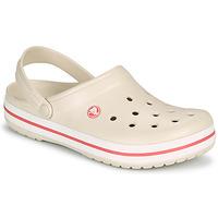 Shoes Women Clogs Crocs CROCBAND Beige / Coral