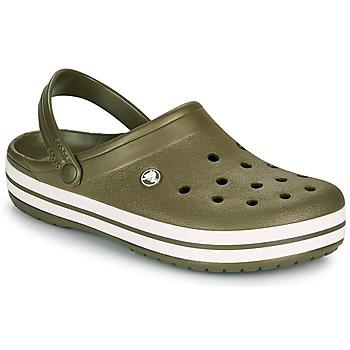 Shoes Clogs Crocs CROCBAND Kaki