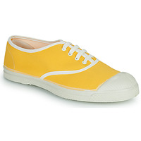 Shoes Women Low top trainers Bensimon VINTAGE Yellow