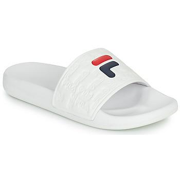 Shoes Women Sliders Fila BAYWALK SLIPPER WMN White