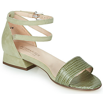 Shoes Women Sandals Peter Kaiser PAMILA Kaki