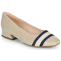Shoes Women Ballerinas Peter Kaiser ZAPOPAN Beige