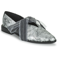 Shoes Women Ballerinas Papucei DONA Silver