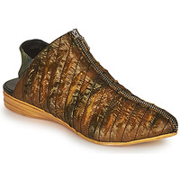 Shoes Women Sandals Papucei LARISA Black / Gold