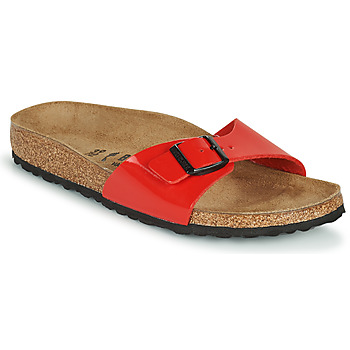 Shoes Women Mules Birkenstock MADRID Red