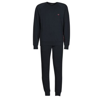material Men Tracksuits Emporio Armani STRETCH TERRY Marine