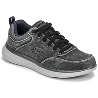 Shoes Men Low top trainers Skechers DELSON 2.0 KEMPER Black