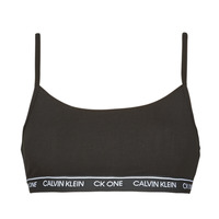 Underwear Women Sports bras Calvin Klein Jeans UNLINED BRALETTE Black
