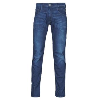material Men slim jeans Replay ANBASS Pants Blue / Medium