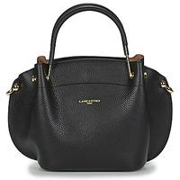 Bags Women Handbags LANCASTER FOULONNE DOUBLE 18 Black