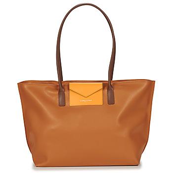 Bags Women Shoulder bags LANCASTER MAYA 20 Camel