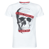 material Men short-sleeved t-shirts Deeluxe RUDY White