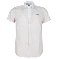 material Men short-sleeved shirts Deeluxe MIAO White
