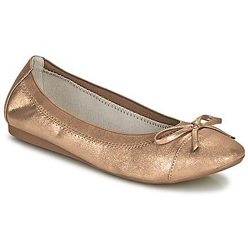 Shoes Women Ballerinas Moony Mood ELALA Bronze