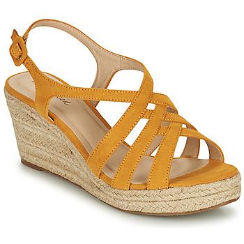 Shoes Women Sandals Moony Mood ONICE Yellow