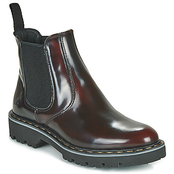 Shoes Women Mid boots Art MARINA Brown