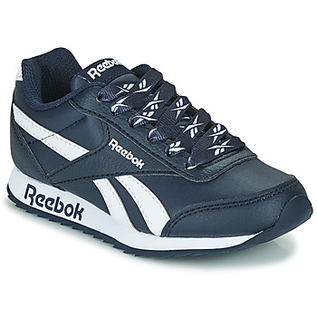 Shoes Children Low top trainers Reebok Classic REEBOK ROYAL CLJOG 2 Marine / White