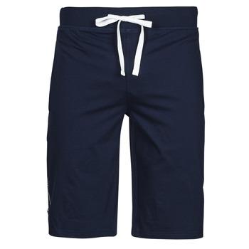 material Men Shorts / Bermudas Polo Ralph Lauren SLIM SHORT Marine