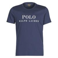 material Men short-sleeved t-shirts Polo Ralph Lauren SS CREW Marine