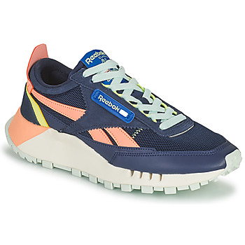 Shoes Women Low top trainers Reebok Classic CL LEGACY Blue / Beige