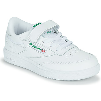 Shoes Children Low top trainers Reebok Classic CLUB C 1V White