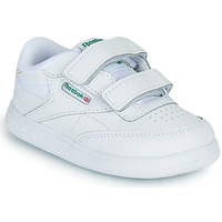 Shoes Children Low top trainers Reebok Classic CLUB C 2V White