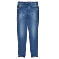 material Girl Skinny jeans Diesel D-SLANDY HIGH Blue