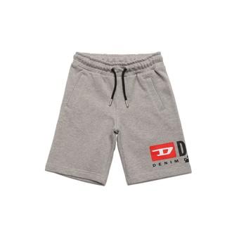 material Boy Shorts / Bermudas Diesel PSHORTCUTY Grey