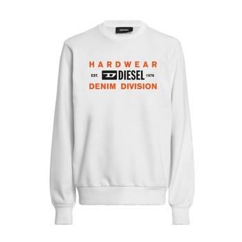 material Boy sweaters Diesel SGIRKK10 White