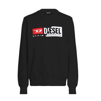 material Children sweaters Diesel SGIRKCUTY Black