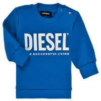material Boy sweaters Diesel SCREWDIVISION LOGOB Blue