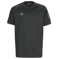 material Men short-sleeved t-shirts adidas Performance TAN JQD JSY Black