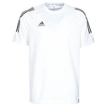 material Men short-sleeved t-shirts adidas Performance TAN JQD JSY White