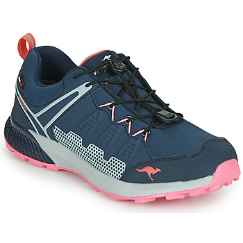 Shoes Women Low top trainers Kangaroos K-Surve RTX Blue