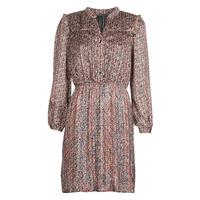 material Women Short Dresses Betty London NOUNO Bordeaux