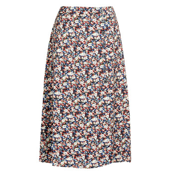 material Women Skirts Betty London NELENE Blue / Multicolour