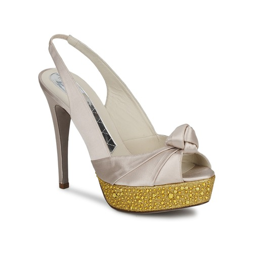 Shoes Women Sandals Magrit IMPERIALI White / Gold