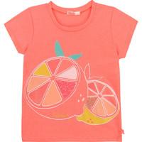 material Girl short-sleeved t-shirts Billieblush / Billybandit U15864-499 Pink