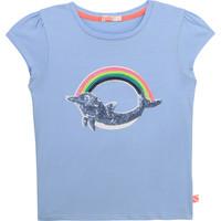 material Girl short-sleeved t-shirts Billieblush / Billybandit U15875-798 Blue