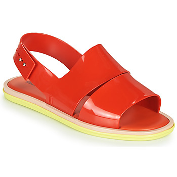 Shoes Women Sandals Melissa CARBON Red