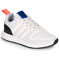 Shoes Children Low top trainers adidas Originals SMOOTH RUNNER J White / Black