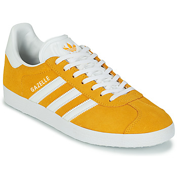 Shoes Low top trainers adidas Originals GAZELLE Yellow